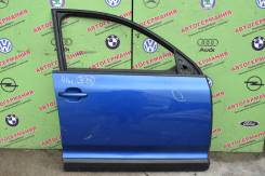 Дверь передняя правая Volkswagen Touareg (02-09) голое железо
