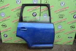 Дверь задняя правая Volkswagen Touareg (02-09) голое железо