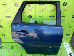 Дверь зад правая Ford Focus 2 (05-08г) универсал голое железо