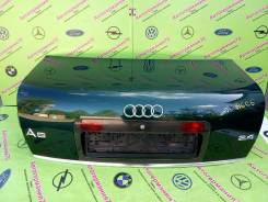 Крышка багажника. Audi A6, 4B2, 4B4, 4B5, 4B6, C5 ACK, AEB, AFB, AFN, AGA, AHA, AJK, AJL, AJM, AJP, AKE, AKN, ALF, ALG, ALT, AML, AMX, ANB, ANQ, APR...