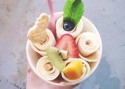 Фризер для тайского Мороженого