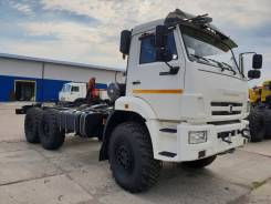 Sever Trucks. Тягач 53504-306030-50 (Белый север), 11 760куб. см., 12 300кг., 6x6