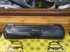 Бампер задний для Skoda Octavia (A4 1U) 2000-2011