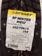 Dunlop SP Winter Ice 02, 155/70R13