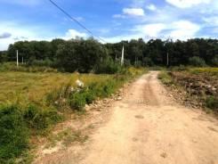 Продам земельный участок в Овощесовхозе (ул. Рельефная). 1 000кв.м., собственность, электричество