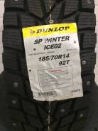 Dunlop SP Winter Ice 02, 185/70R14