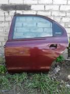 Дверь боковая, Ford Mondeo 2 1996-2000, левая задняя L1J