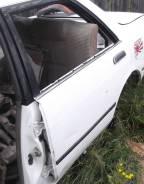 Дверь задняя левая Toyota Carina AT170 5A-FE