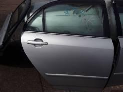 Дверь задняя правая Toyota Corolla NZE121, 1NZFE, 2000г