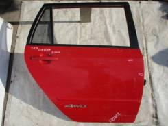 Дверь боковая задняя правая Toyota Corolla Fielder, NZE120, NZE121