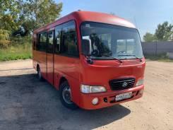Hyundai County. Автобус Hyundai, 19 мест, В кредит, лизинг