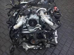 Двигатель MCU. DC Porsche Cayenne 4.2D с навесным