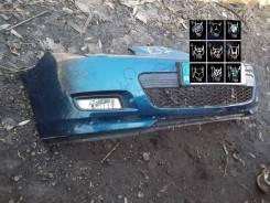 Бампер передний для Mazda 3 хетчбек спорт BR5V50031CAA BK 06-08