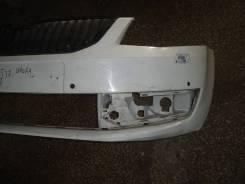 Бампер передний [5E0807221] для Skoda Octavia III