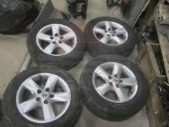 """Nissan. 7.0x16"""", 5x114.30, ET-45, ЦО 66,1мм."""