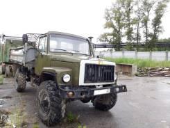 САЗ. Продается ГАЗ 4509 (Увеличенной проходимости ! ), 4 156куб. см., 5 000кг., 4x4