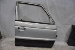Дверь передняя Mitsubishi Pajero XR-2 V26WG, 4M40, 1993 г.