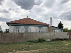 Дом 60 кв метров 10 соток. Волгоградская область, площадь дома 60,0кв.м., водопровод, скважина, электричество 8 кВт, отопление газ, от частного лица...
