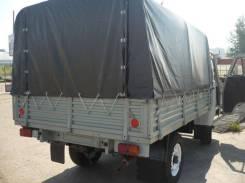 Тент на УАЗ 3303 головастик