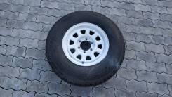 Запасное колесо 139.7x6 Bridgestone 235/80R16