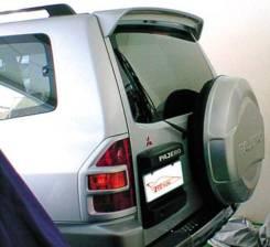 Спойлер багажника. Mitsubishi Pajero