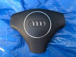 Подушка безопасности водителя. Audi: A4, S6, RS6, A6, S3, A3, S4, A2, A6 allroad quattro, A8, S8 AKE, ALT, ALZ, AMB, AMM, ASN, AVB, AVF, AVJ, AVK, AWA...