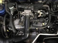 Двигатель mazda B5 2я модель