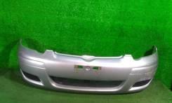 Бампер передний Toyota Vitz 10, 2-я модель с 2001 по 2005 год.