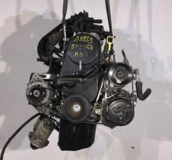 Двигатель в сборе. Chevrolet Spark, M200 Daewoo Matiz