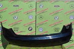 Бампер задний Audi A4 B8 (07-12) седан