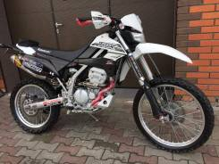 Kawasaki KLX 250S. 250куб. см., исправен, птс, без пробега