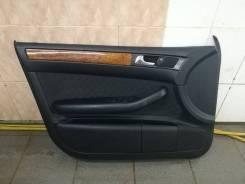 Обшивка двери. Audi A6 allroad quattro, 4BH Audi S6, 4B2, 4B4, 4B5, 4B6 Audi RS6, 4B4, 4B6 Audi A6, 4B2, 4B4, 4B5, 4B6 AKE, APB, ARE, BAS, BAU, BCZ, B...