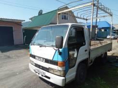 Isuzu Elf. Продаётся грузовик в хорошем состоянии, 2 771куб. см., 2 000кг., 4x2