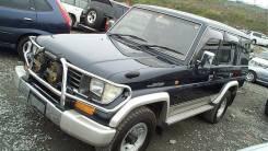 Toyota Land Cruiser Prado. Птс Toyota LAND Cruiser Prado 1992 LJ78 2LTE