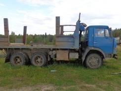КамАЗ 5320. Продается Камаз 5320 с прицепом (лесовоз) возможен обмен на легковое а, 8 000кг., 6x4