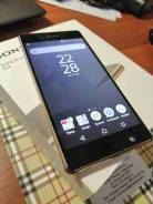 Sony Xperia Z3+. Б/у, 64 Гб, Золотой, 3G, 4G LTE, Dual-SIM, Защищенный, NFC