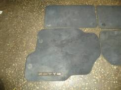 Коврики салона комплект для Zotye T600