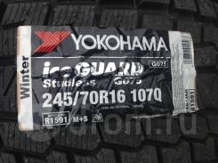 Yokohama Ice Guard G075, 245/70R16 107Q MADE IN JAPAN