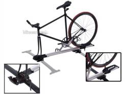 Автомобильные крепления для велосипедов.