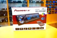 Магнитола Pioneer GB XD-812SBT с блютуз