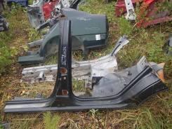 Стойка кузова центральная левая Renault Logan