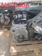 N47D20A мотор двс БМВ наличие из Германии