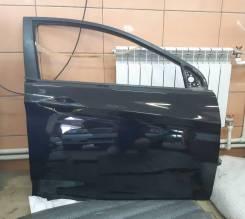 Дверь передняя правая оригинальная Hyundai Solaris [цвет чёрный]