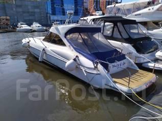 Аренда катера VIP-класса Sunseeker от 4166 р/час. 10 человек, 65км/ч