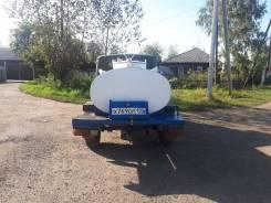 УАЗ 3303. Продаётся УАЗ молоковоз, 2 500куб. см., 3 050кг., 4x4