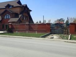Продам земельный участок в городе Новосибирске (ИЖС, 6.3 сот., цоколь). 6кв.м., собственность, электричество, вода