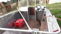 Windboat. двигатель подвесной, бензин