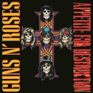 Guns N' Roses - Appetite For Destruction (2LP)