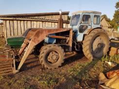 Т40, 1992. Трактор Т40