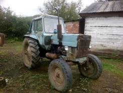 МТЗ 80. Трактор МТЗ-80, ПСМ, с навесным оборудованием, 80 л.с.